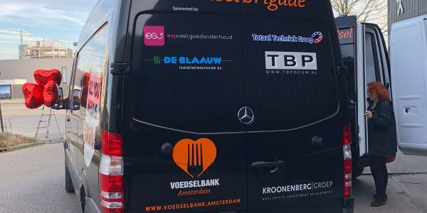 MVO Samenwerking met Amsterdamse Voedselbrigade 1